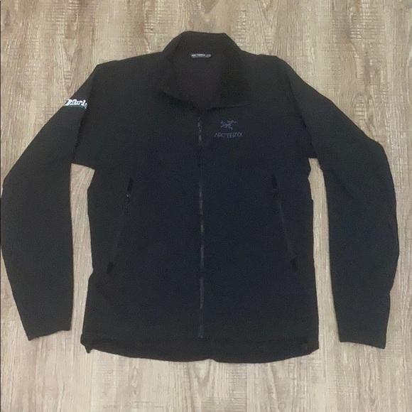 Arc'teryx Other - Arcteryx Mens Gamma LT Shell Jacket Medium Black